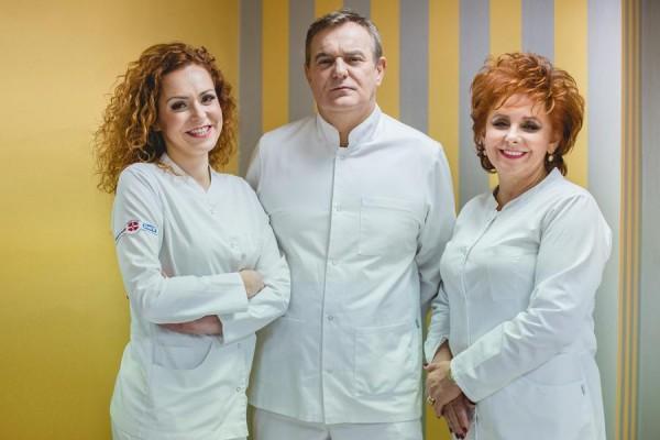 lekarze przychodni medycznej